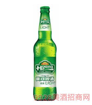 黄河啤酒清爽500ml