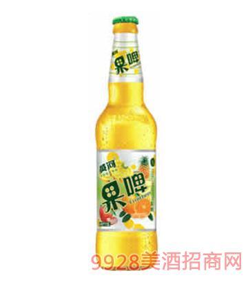 黄河果啤500ml