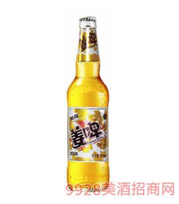 黄河姜啤500ml