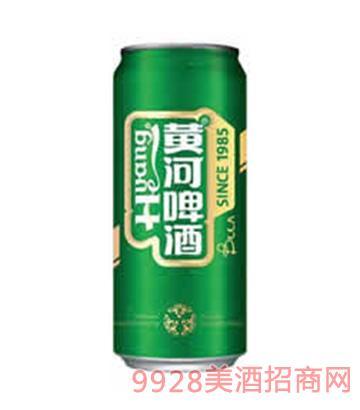 黄河啤酒纯生态易拉罐500ml