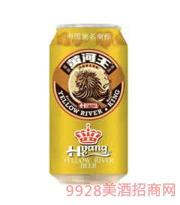黄河啤酒黄河王330ml