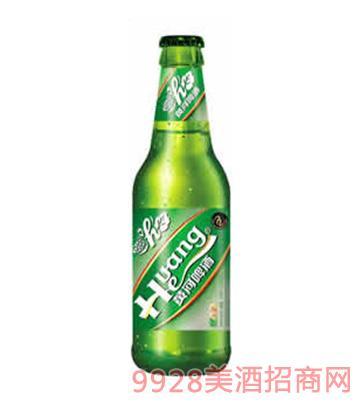 黄河啤酒黄河雪浪330ml