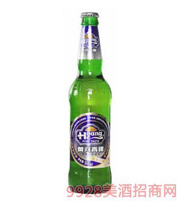 黄河啤酒黄河青稞500ml