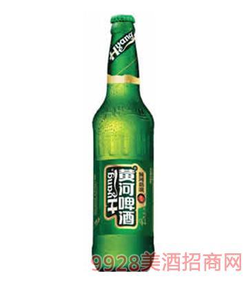 黄河啤酒黄河劲浪518ml