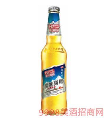 黄河啤酒雪域高原啤酒500mlx12