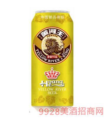 黄河王啤酒500mlx12
