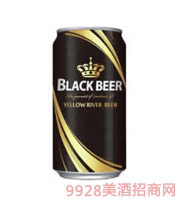 黄河啤酒黑啤330ml
