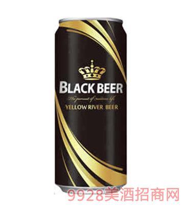 黄河啤酒黑啤500ml