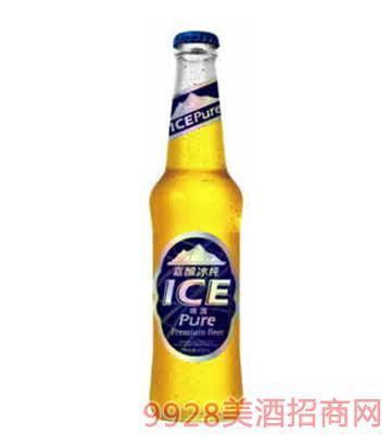 黄河啤酒嘉酿冰纯330ml