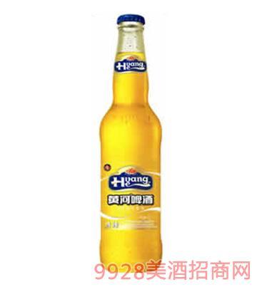黄河啤酒水晶冰纯500ml
