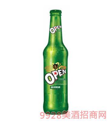 黄河啤酒OPEN330mlx24