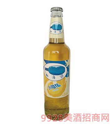 青海湖啤酒小浪花