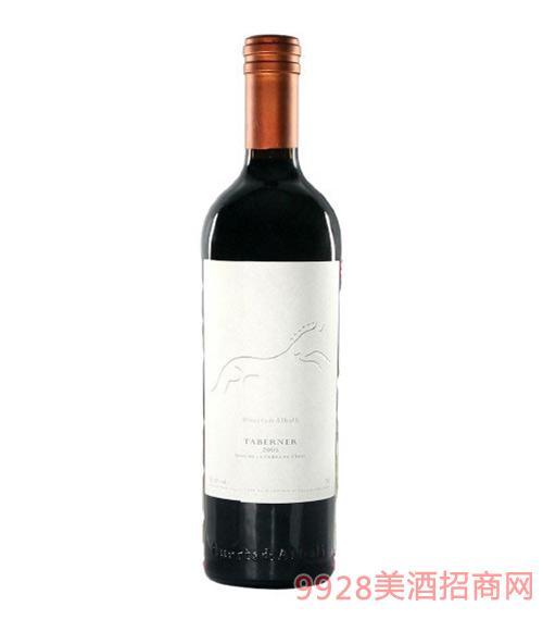 飞马庄园塔伯纳红酒2006