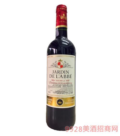 法国神甫庄园干红葡萄酒