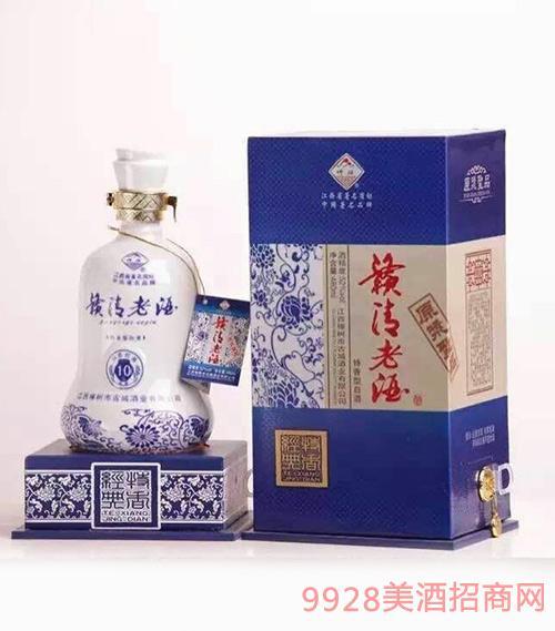 赣清老酒原浆圣品10