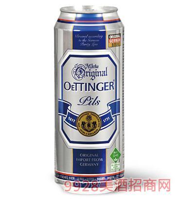 德国奥丁格皮尔森啤酒500ml