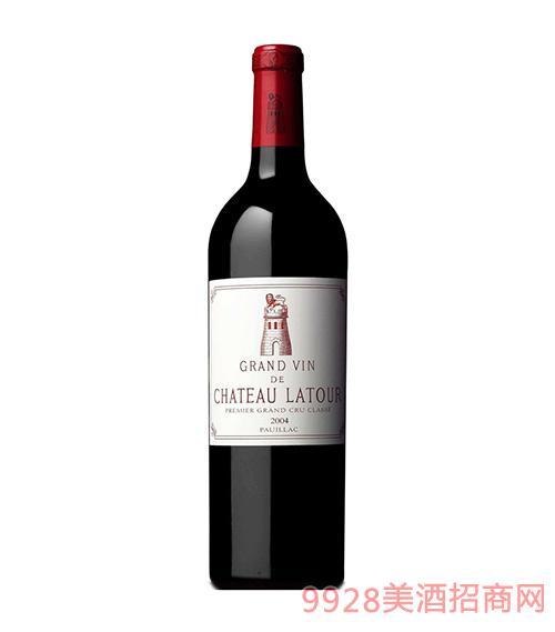 法国波尔多拉图古堡干红葡萄酒