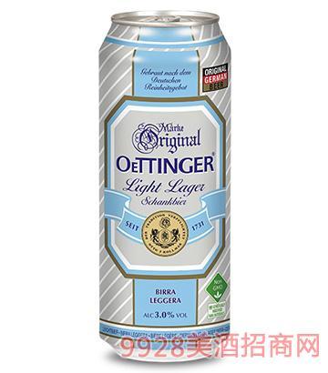 德国奥丁格拉格啤酒(500ml)