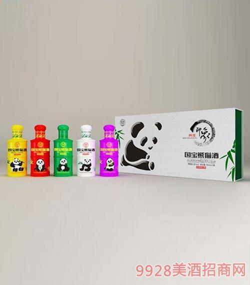 国宝熊猫酒(印象)