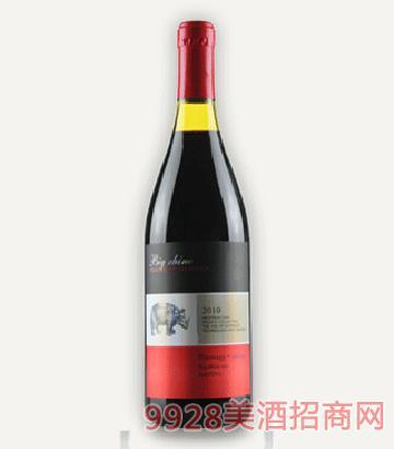 南非大犀牛西拉红葡萄酒