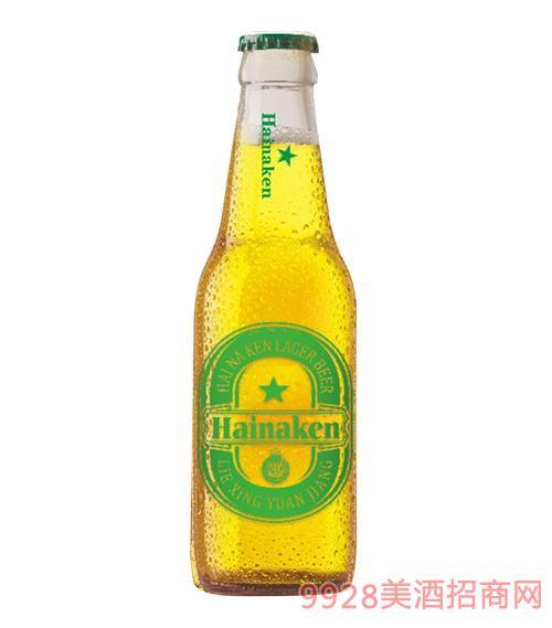 海纳肯精酿啤酒瓶装