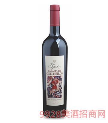 贵宴西拉干红葡萄酒