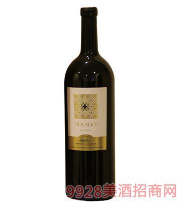 大炮恩力士干红葡萄酒