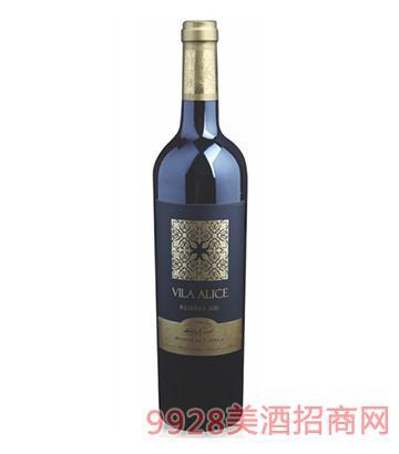 恩力士干红葡萄酒