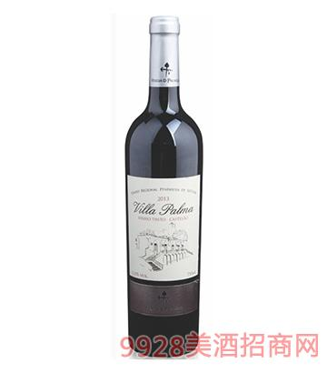 帕乐玛卡斯特朗干红葡萄酒