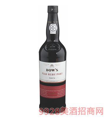 陶氏特级红波特酒