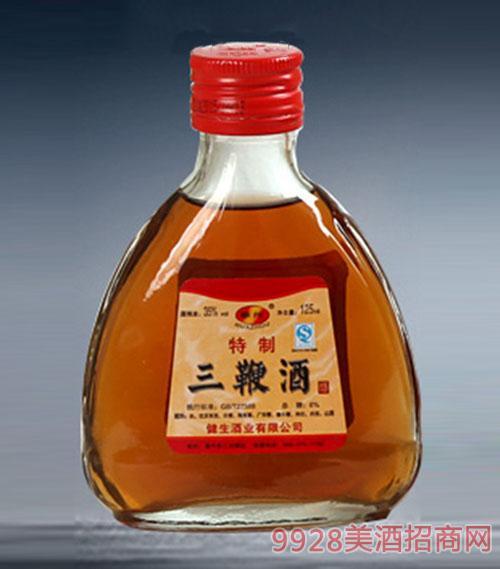 华州三鞭酒