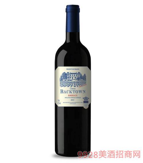 小柏桐城堡干红葡萄酒13度