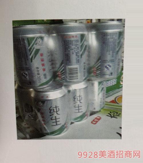 新品纯生态啤酒320x6