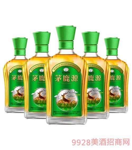 茅鹿源保健酒瓶装36度375ml
