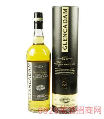 格兰卡登15年单一麦芽威士忌