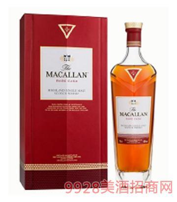 麦卡伦皓钻单一麦芽苏格兰威士忌
