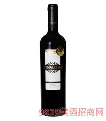 激情月光赤霞珠干红葡萄酒