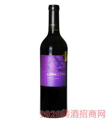 激情月光卡曼尼赤霞珠干红葡萄酒