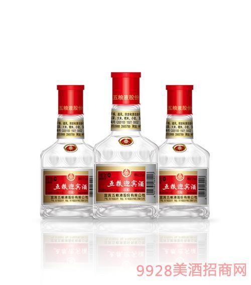 五粮迎宾酒·佳酿小酒
