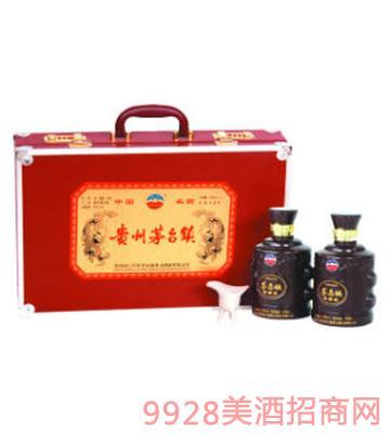 YJ-密码箱礼盒酒-024