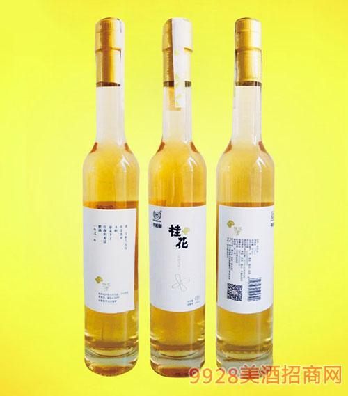 黄氏冰酒瓶桂花酒