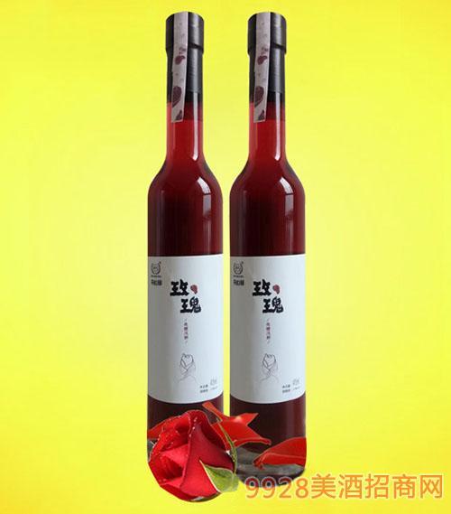 黄氏冰酒瓶玫瑰酒