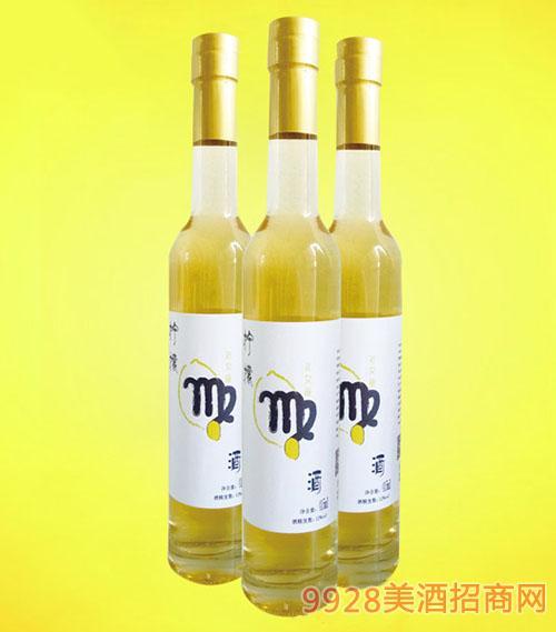 黄氏冰酒瓶柠檬酒