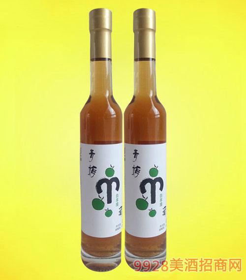 黄氏冰酒瓶青梅酒
