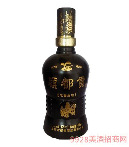 颍州贡酒42度480ml