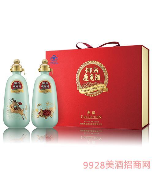 椰岛鹿龟酒(定制典藏版)600ml