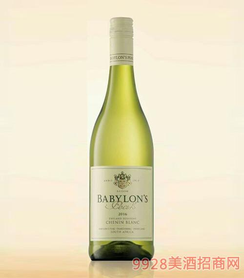 南非巴比伦白诗南干白葡萄酒