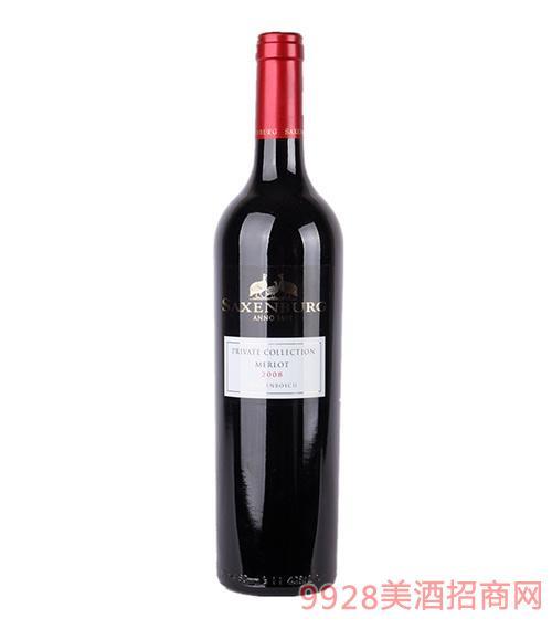 南非珍珠雀陈酿梅乐葡萄酒