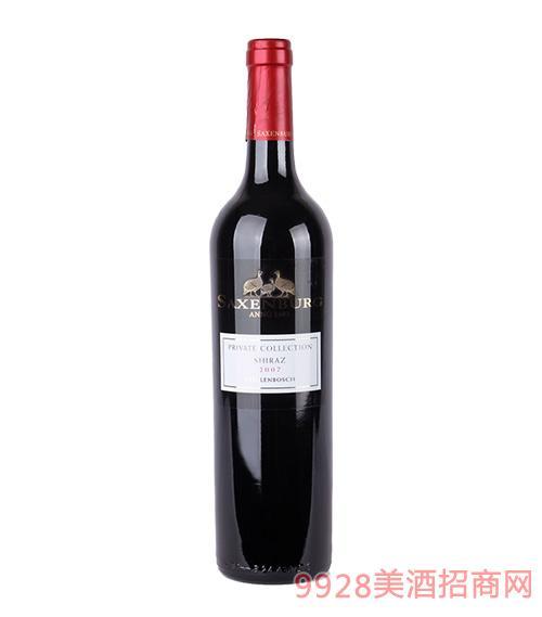 南非珍珠雀风情西拉葡萄酒