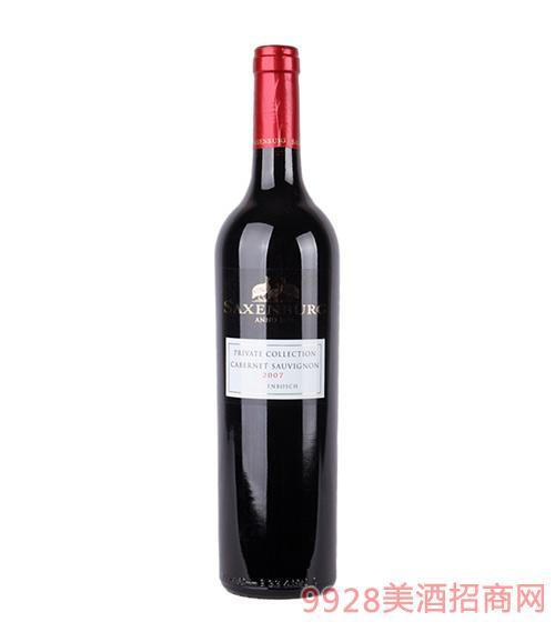 南非珍珠雀新品赤霞珠葡萄酒